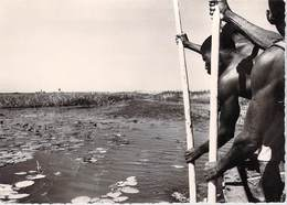 Afrique  (Zambie Zambia) ZAMBEZE Rameurs Sur Le Fleuve  (Missions Evangéliques Religion ) * PRIX FIXE - Zambia