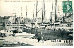 N°67278 -cpa Le Havre -bassin Du Commerce- - Harbour