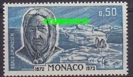 Monaco 1972 Roald Amundsen 1 V ** Mnh (41440C) - Timbres