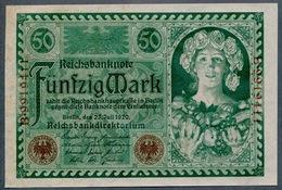 P68 Ro66 50 Mark 23.7.1920 UNC NEUF - 1918-1933: Weimarer Republik