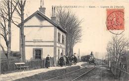 40 CP( SNCF: Trie-Chât+Châtillon/S+Tergnier)+Houblon+Milit+Menhir+Fête Relig+Scierie+Fant+Bébés+Teckels+Cavalcade..N° 48 - Cartes Postales
