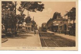 Alpes Maritimes - Nice La Gare - Nice