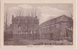 Bs - Cpa ARBRISSEL (Ille Et Vilaine) - Le Pensionnat - Other Municipalities