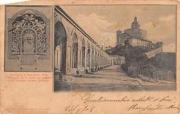 Cartolina Santuario Madonna Di San Luca 1902 - Bologna
