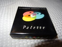 BOITE DE CIGARETTES ORIENTALES FILTRE - PALETTE - MADE IN SWITZERLAND (POUR COLLECTION UNIQUEMENT) - Cigarettes - Accessoires