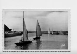 76*SAINT VALERY EN CAUX-Rentree De Bateaux De Plaisance Au Port - Saint Valery En Caux
