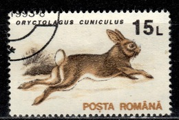 RO+ Rumänien 1993 Mi 4902 Kaninchen - 1948-.... Republiken