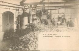 RARE PARFUMERIE DISTILLERIE DU GERANIUM EDITION P.L. MAILLAN CANNES - Artisanat