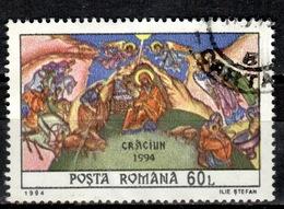 RO+ Rumänien 1994 Mi 5048 Weihnachten - 1948-.... Republiken