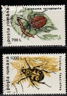 RO+ Rumänien 1996 Mi 5168 5191 Insekten - 1948-.... Republiken