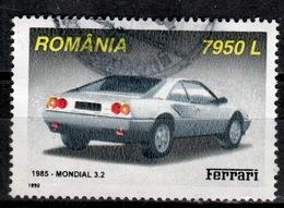 RO+ Rumänien 1999 Mi 5453 Ferrari - 1948-.... Republiken