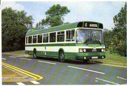LEYLAND NATIONAL BLACKPOOL'S FIRST FOUR LEYLAND - NVG FG - F678 - Autobus & Pullman