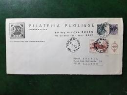 (9571) ITALIA STORIA POSTALE 1977 - 6. 1946-.. Repubblica