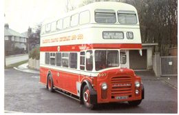 BLACKPOOL TRANSPORT LEYLAND - NVG FG - F666 - Autobus & Pullman