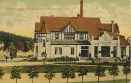 Color-Ansichtskarte Reichenberg Gelaufen 1906 Sonderstempel Reichenberg Ausstellung - Schlesien