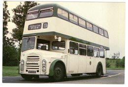 BLACKPOOL TRANSPORT LEYLAND - NVG FG - F667 - Autobus & Pullman