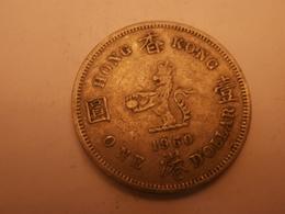 ONE DOLLAR 1960 HONG KONG - Hong Kong