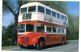 BLACKPOOL TRANSPORT ROUTEMASTER - NVG FG - F665 - Autobus & Pullman