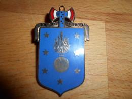 Insigne Francisque Vichy Petain Toujours Fidele / Gendarmerie - 1939-45
