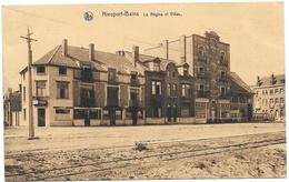 Nieuport-Bains NA59: Le Régina Et Villas 1933 - Nieuwpoort