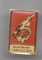 Pin's Boucherie Chevalier Réf   3666 - Pins