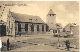 Termonde NA13: St-Gillis Kerk 1921 - Dendermonde