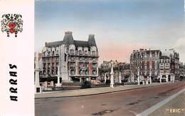 PIE-RO. Fp-18-7391 : ARRAS. PLACE DE LA GARE. - Arras