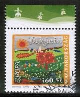 CEPT 2004 HU MI 4861 HUNGARY USED - 2004