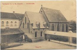 Gysegem NA2: Séminaire De La St Famille, Chapelle 1912 - Aalst