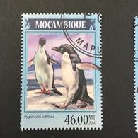 MOZAMBIQUE. 2014. PENGUINS. (B0804E) - Penguins