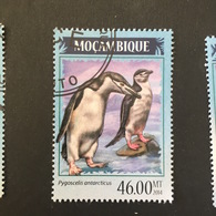 MOZAMBIQUE. 2014. PENGUINS. (B0805A) - Penguins