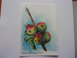 Carte Postale Fruit Pomme - Cultures