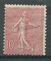 France YT N°129 Semeuse Lignée Neuf/charnière * - 1903-60 Semeuse Lignée