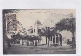 CONGO BELGE. LA PEK ET MERCURE A LEOPOLDVILLE EST. PAPETERIE ET LIBRARIE ROYALE, CIRCULEE 1932 A BELGIQUE- BLEUP - Belgisch-Congo - Varia