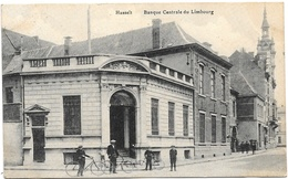 Hasselt NA19: Banque Centrale Du Limbourg 1922 - Hasselt