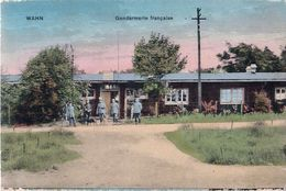Cpa WAHN - Gendarmerie Française - Köln