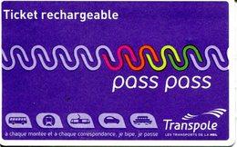 Lille Transpole Pass 1 Jour - Subway