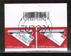CEPT 2008 BE MI 3828 DL DR BELGIUM USED - 2008