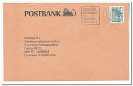 Duitsland 1989, Abstempelung Zeven Ihr Standort Für Industrieansiedlung - Brieven En Documenten