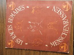 Album Jacques : Les Races Humaines - Sciences
