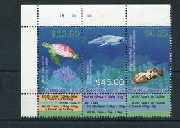 """Samoa - Mi.Nr. 1230 / 1232 - """"Einheimische Tiere"""" ** / MNH (aus Dem Jahr 2015) - Samoa (Staat)"""