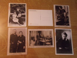 TC5 / CP / Institut Curie ,lot De 6 Cartes - Cartes Postales