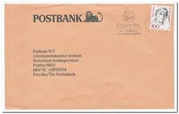 Duitsland 1989, Abstempelung Die Infa. 20-29 Oktober Hannover-Messegelände - Brieven En Documenten
