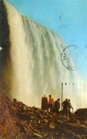 AMERICAN FALLS VIEW FROM BELOW VISTA DESDE ABAJO EEUU USA POSTAL CARD COLOR - LILHU - Other