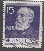 16372) Germany   Berlin 1952 Postmark Cancel - Berlin (West)