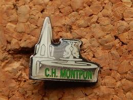 Pin's - C.H. MONTPON - Medical
