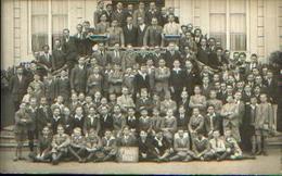 Photo - Carte Postale De La Chorale De L'Institut Saint Berthuin à MALONNE (1932) - Photos