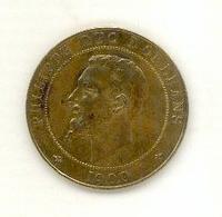 FRANCE – Diamètre : +/- 30 Mm – AVERS : PHILIPPE DUC D'ORLEANS/1900 – REVERS : Voir Image - Royal / Of Nobility