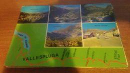 Cartolina:Vallespluga Viaggiata (a31) - Non Classificati