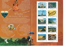 2009 Frankreich Collector Timbre : Paris Comme J'aume **MNH - Collectors